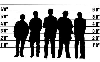 suspects de l'enquête